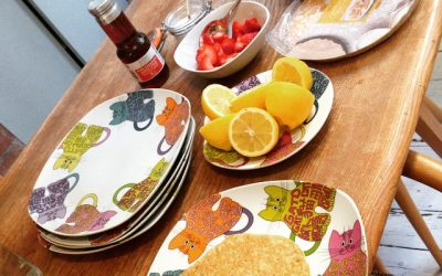 Insta – We're celebrating pancake day at Lucky Cat today. What are you giving up for lent??