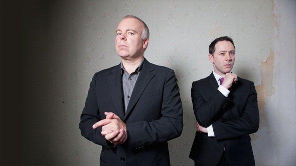 Inside No. 9 Writers Reece Shearsmith and Steve Pemberton