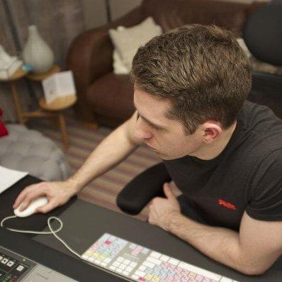 Craig BuddSenior Sound Engineer