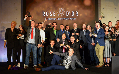 Inside Number 9 Wins Rose D'or!