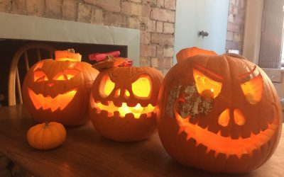 We are getting spooky over at Lucky Cat…