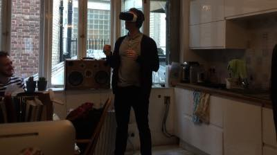 VR Fun and Games