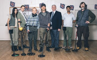 The Detectorists S3 Starts tonight!
