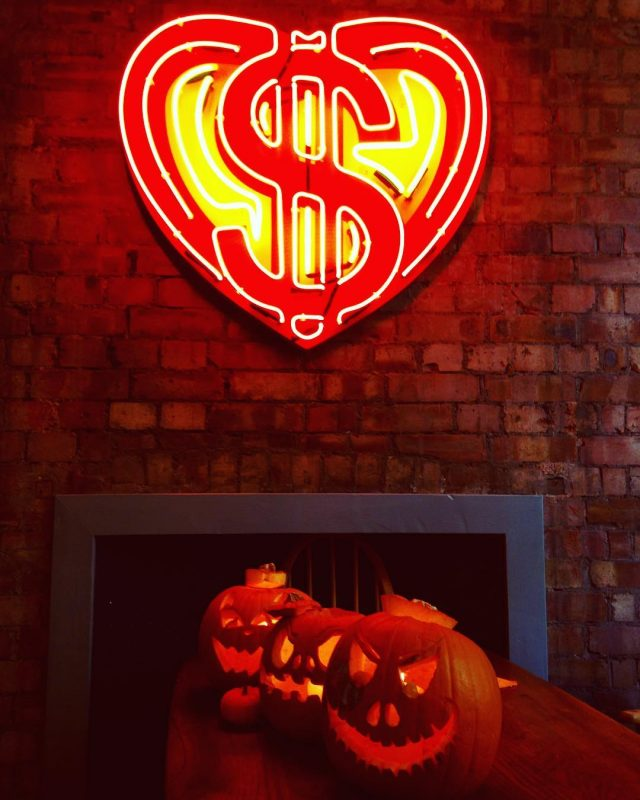 The only thing better than two pumpkins?  #sohoproduction #luckypost #postproduction #website